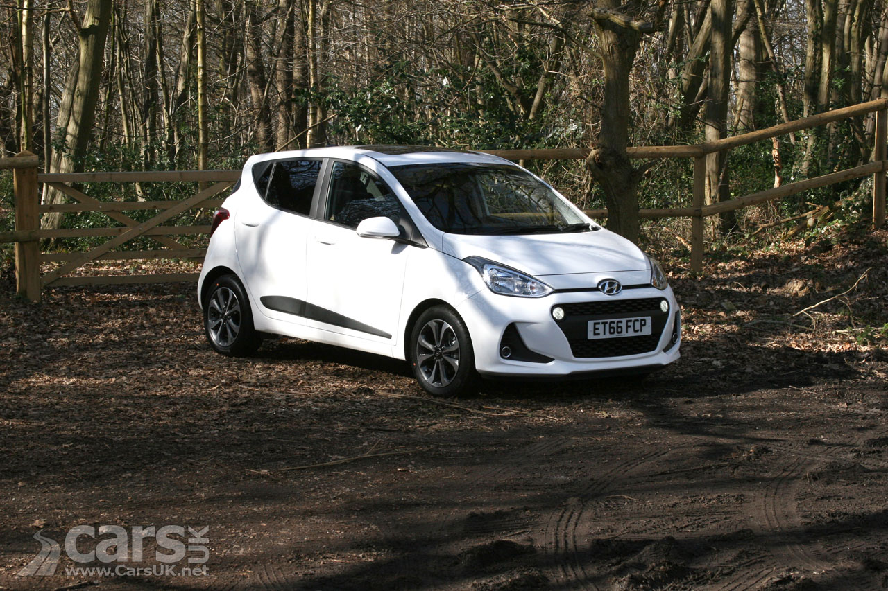 2017 hyundai i10 premium se review photos cars uk. Black Bedroom Furniture Sets. Home Design Ideas
