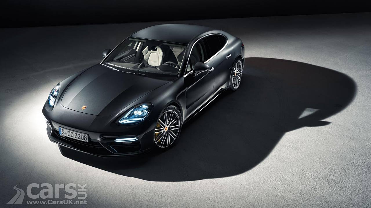 2017 Porsche Panamera Photos Cars Uk