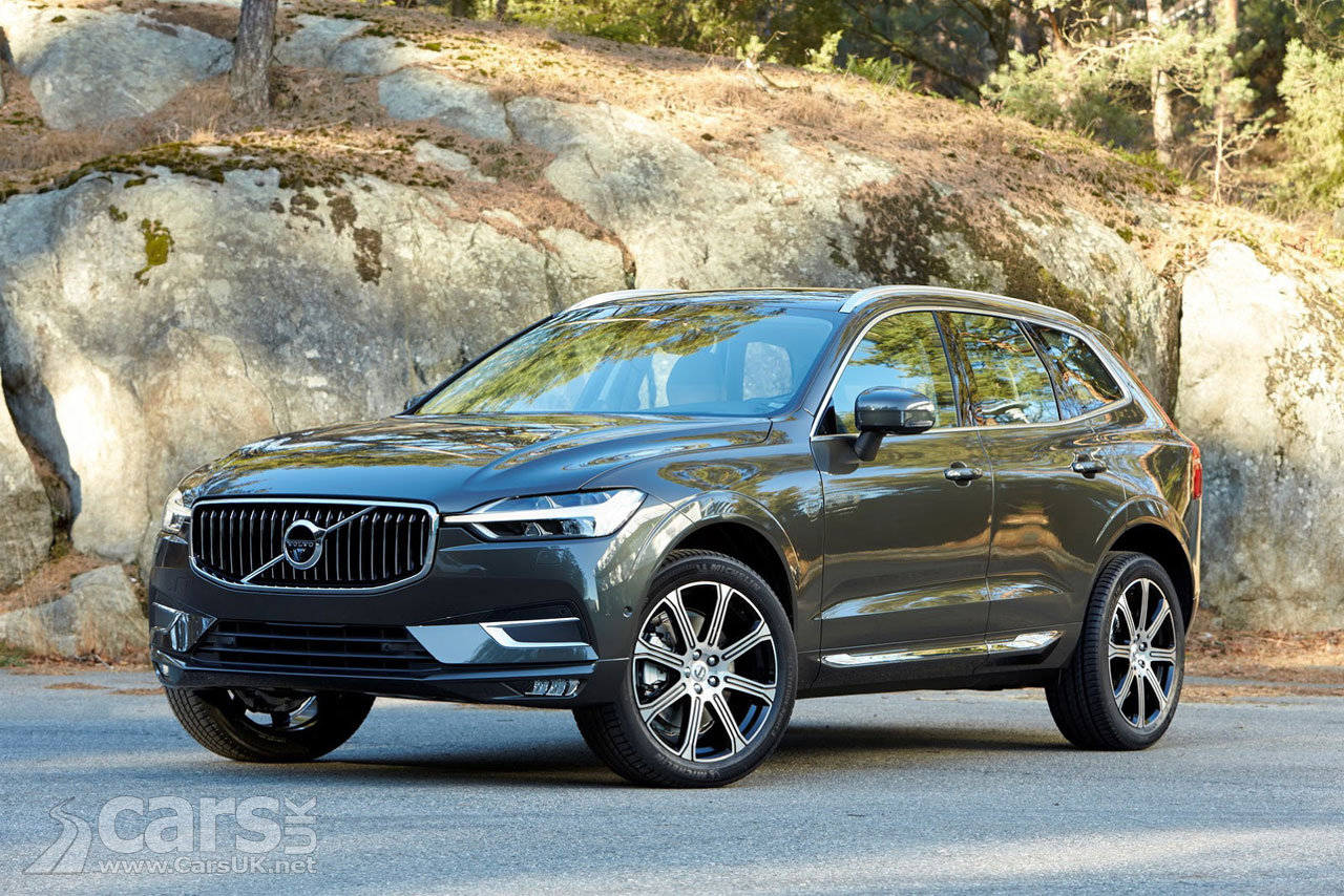 2017 2018 volvo xc60 photos cars uk