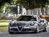 Alfa Romeo 4C Goodwood Festival of Speed