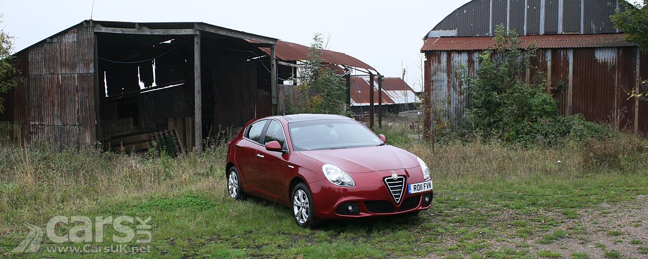 Alfa Romeo Giulietta 2.0 JTDm 140 10
