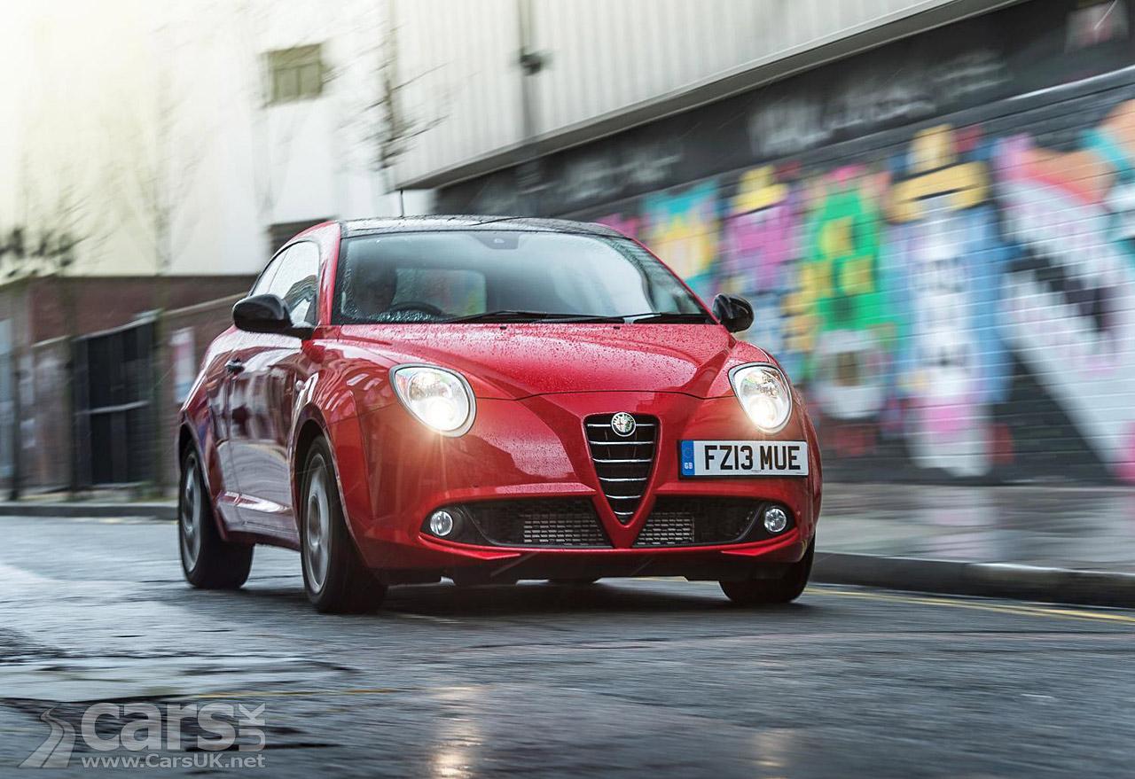 Alfa Romeo MiTo Live Pictures | Cars UK