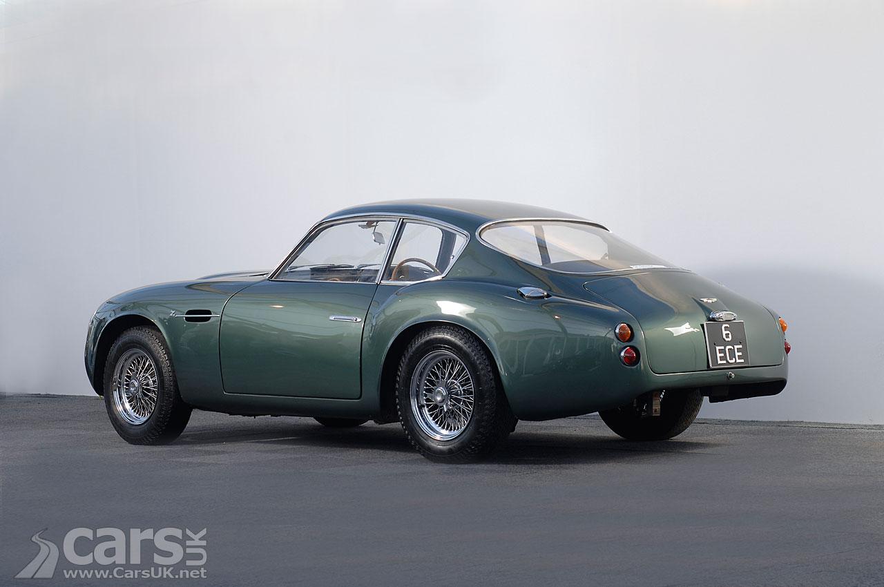 Aston Martin DB4 Zagato (1)