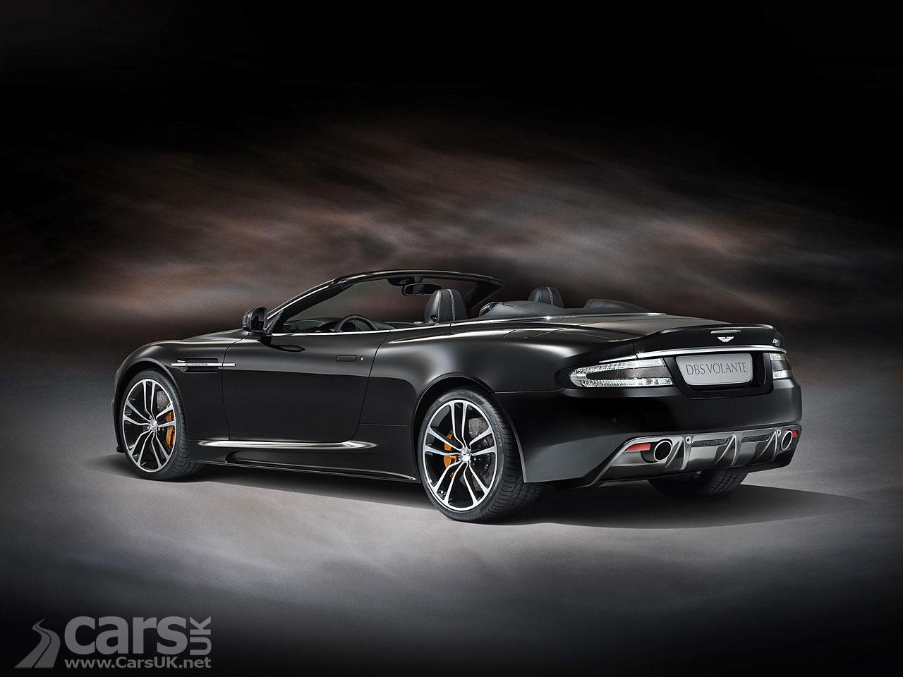 Aston Martin DBS Carbon Edition 2012 (1)
