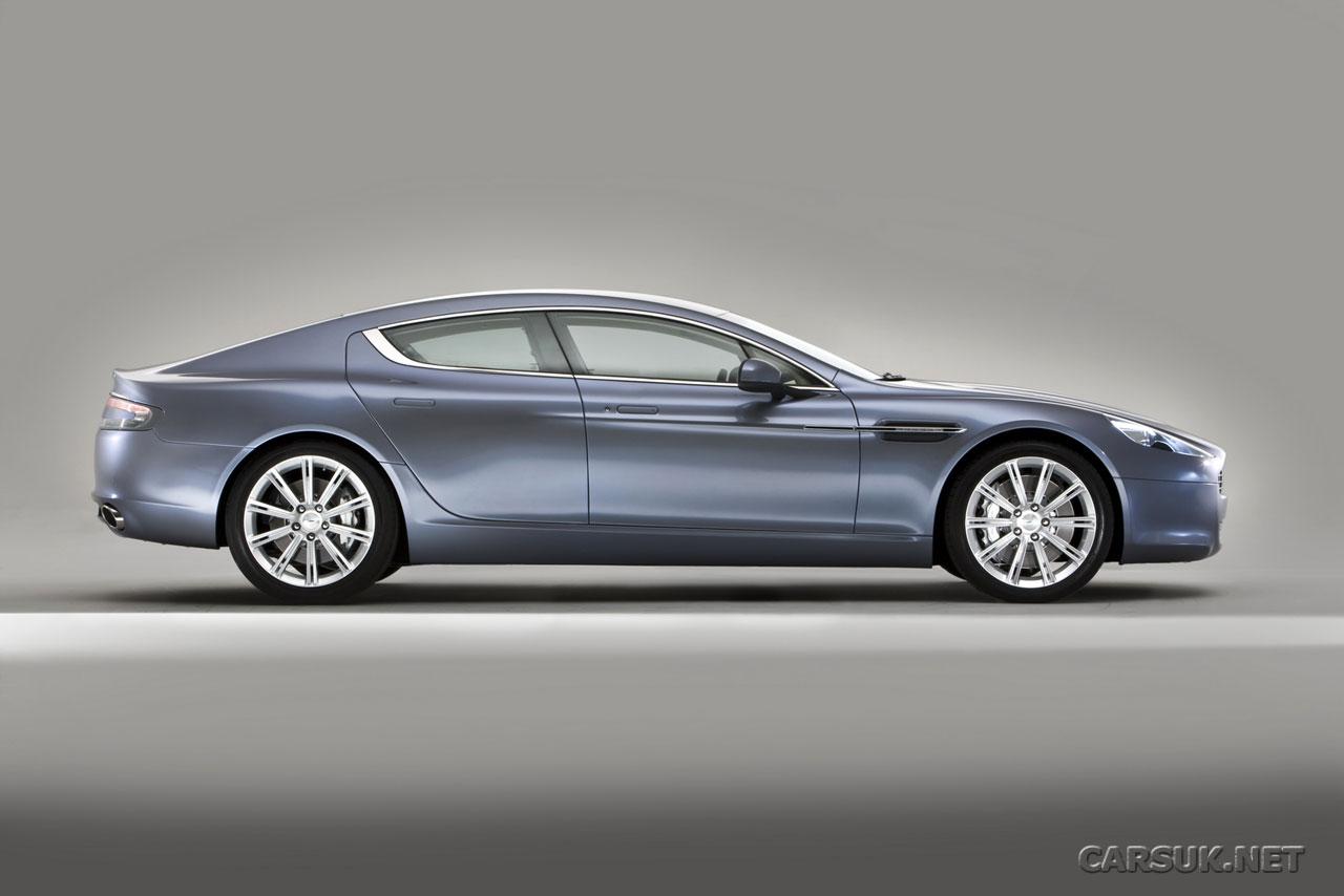 Aston Martin Rapide 13