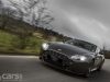 Aston Martin SP10 on road image close up