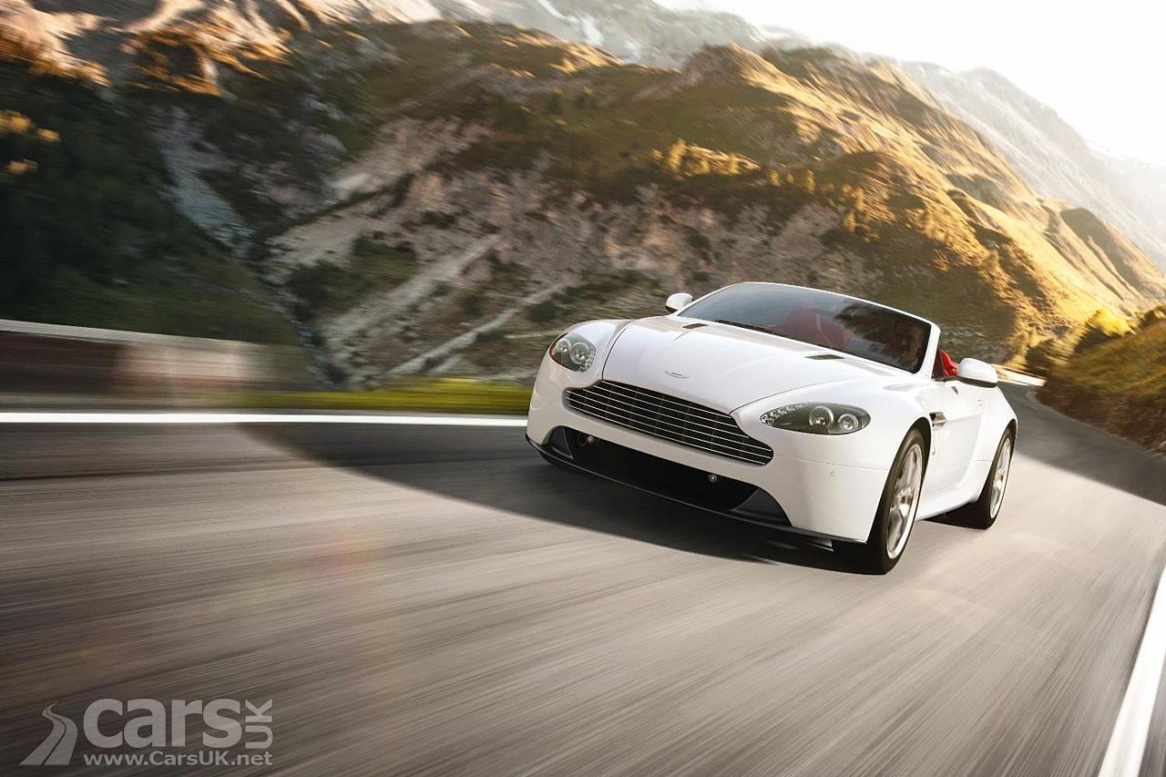 Aston Martin V8 Vantage 2012 1