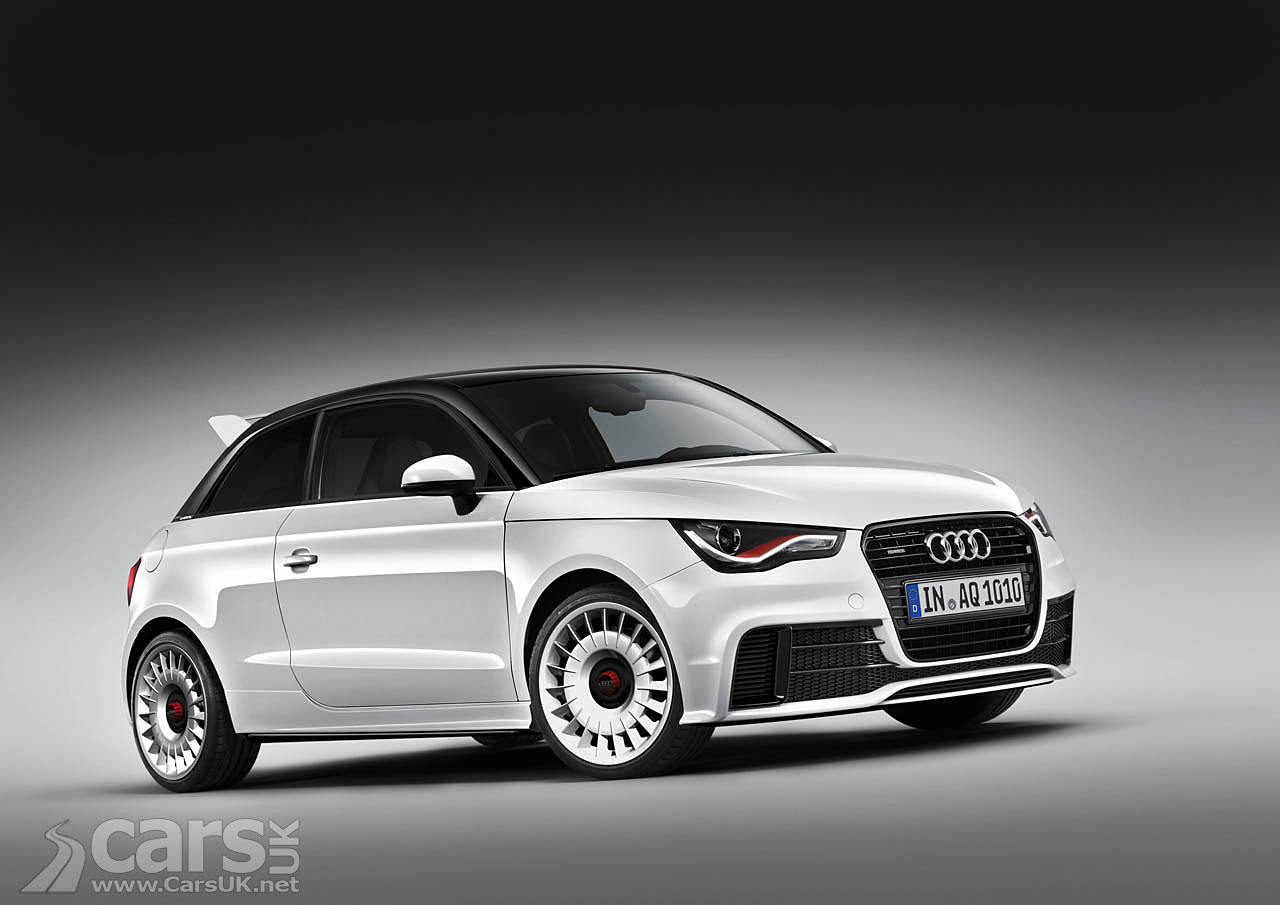 audi a1 quattro photo gallery cars uk. Black Bedroom Furniture Sets. Home Design Ideas