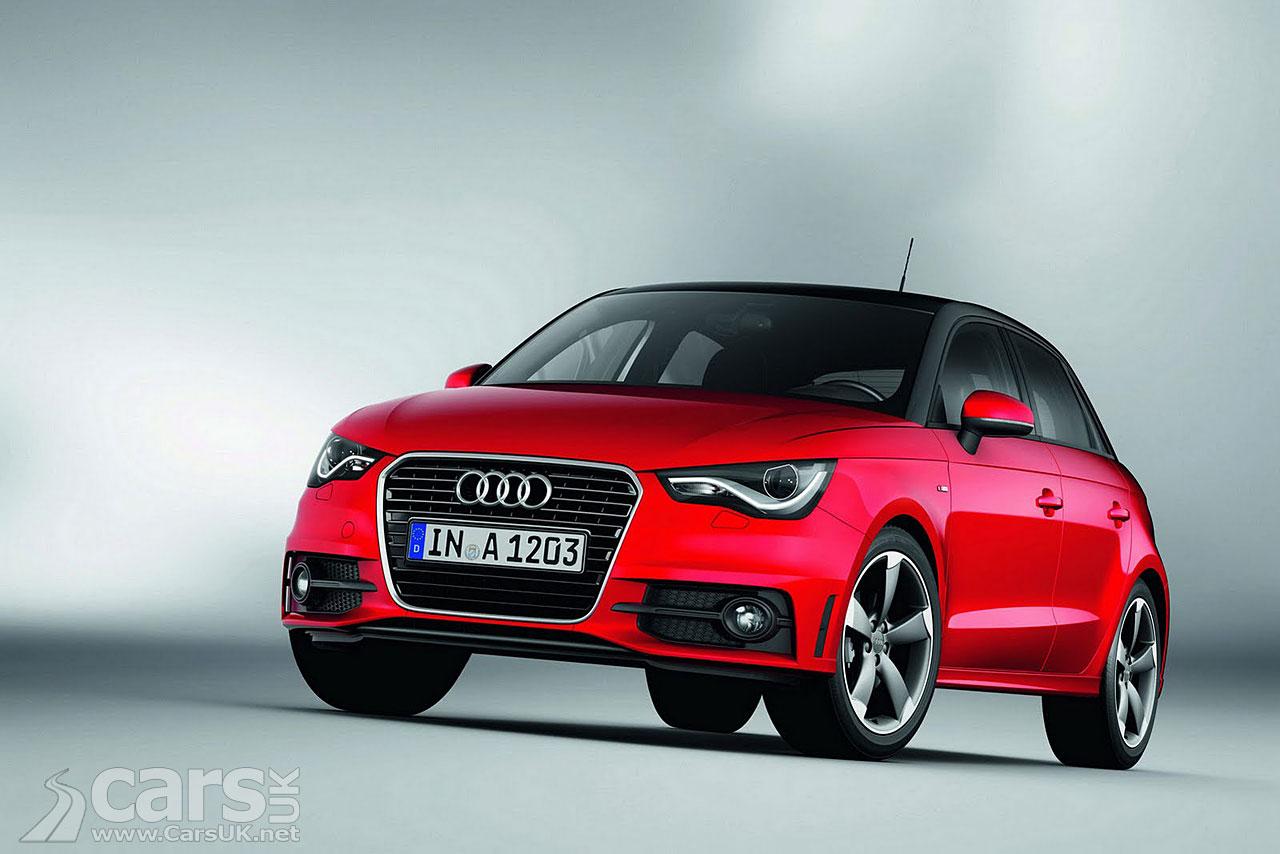 Audi A1 Sportback 1