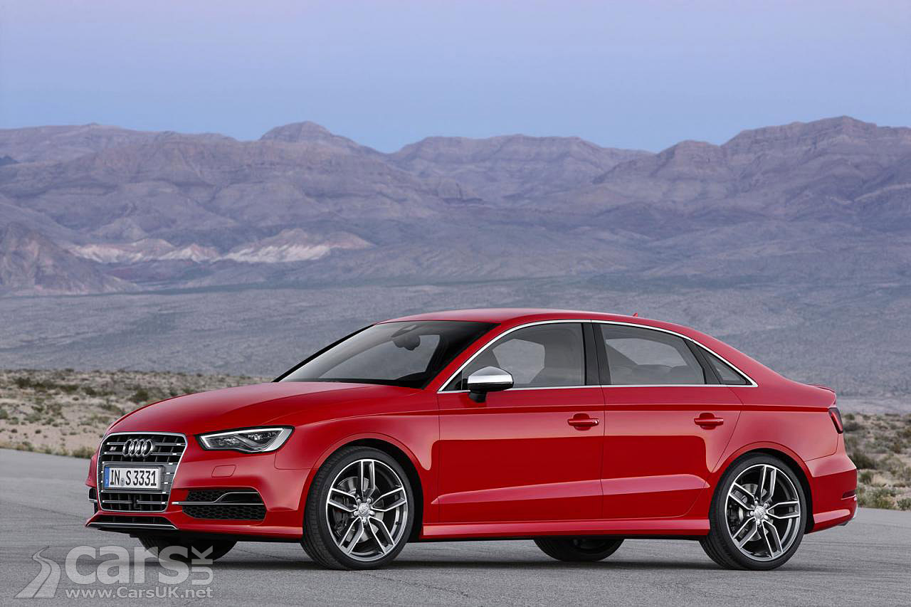 Audi A3 & S3 Saloon Pictures | Cars UK