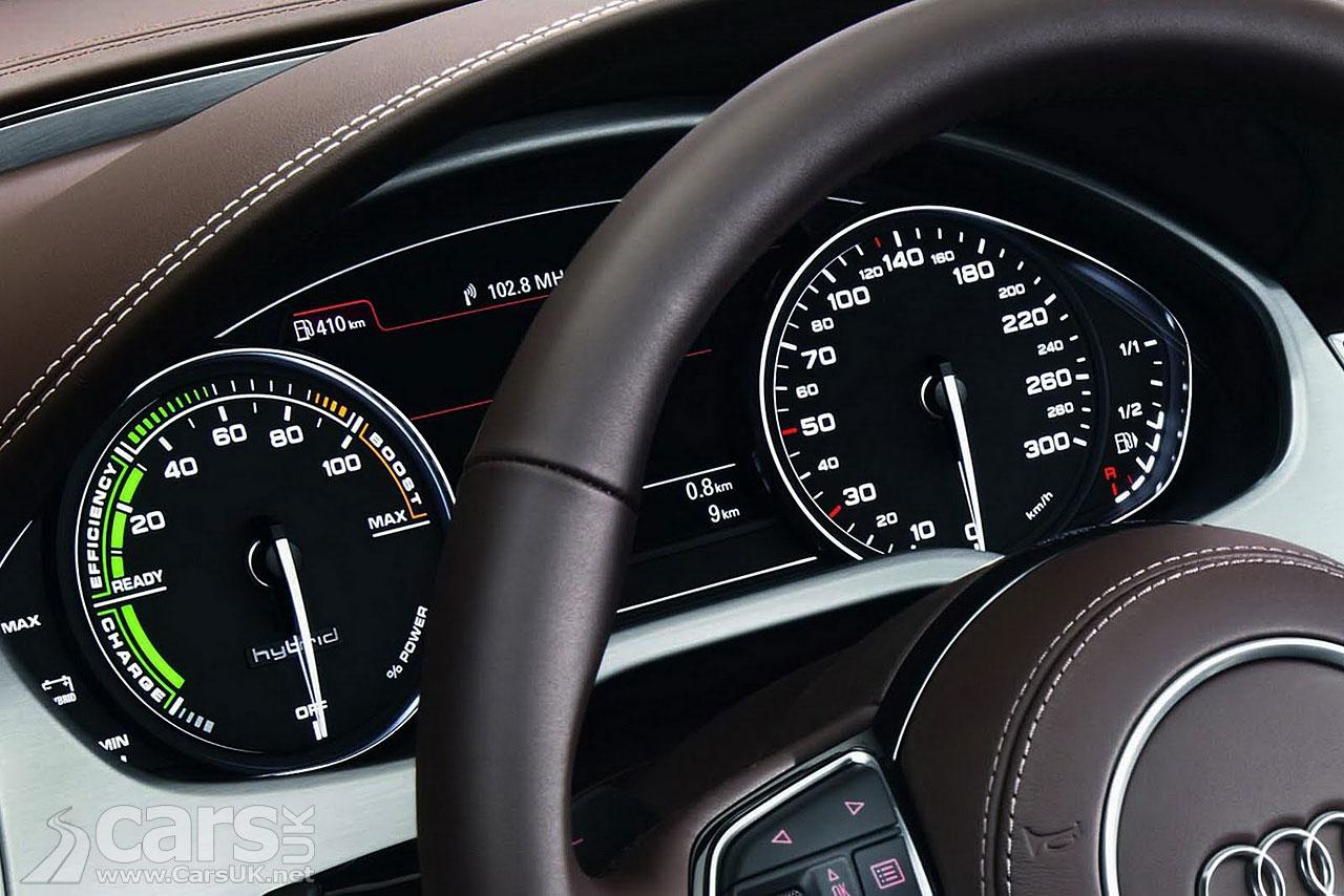 2012 Audi A8 Hybrid (10)