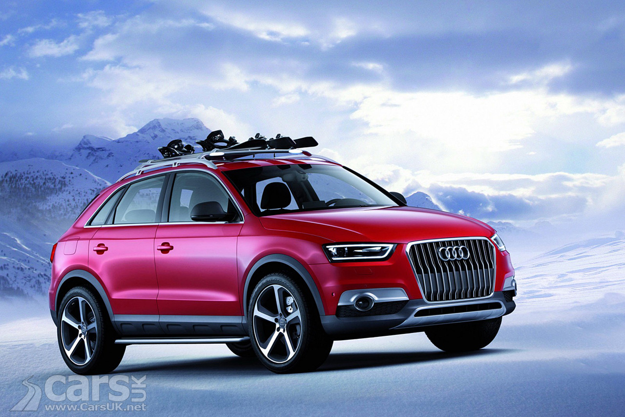 audi q3 vail concept photo gallery cars uk. Black Bedroom Furniture Sets. Home Design Ideas