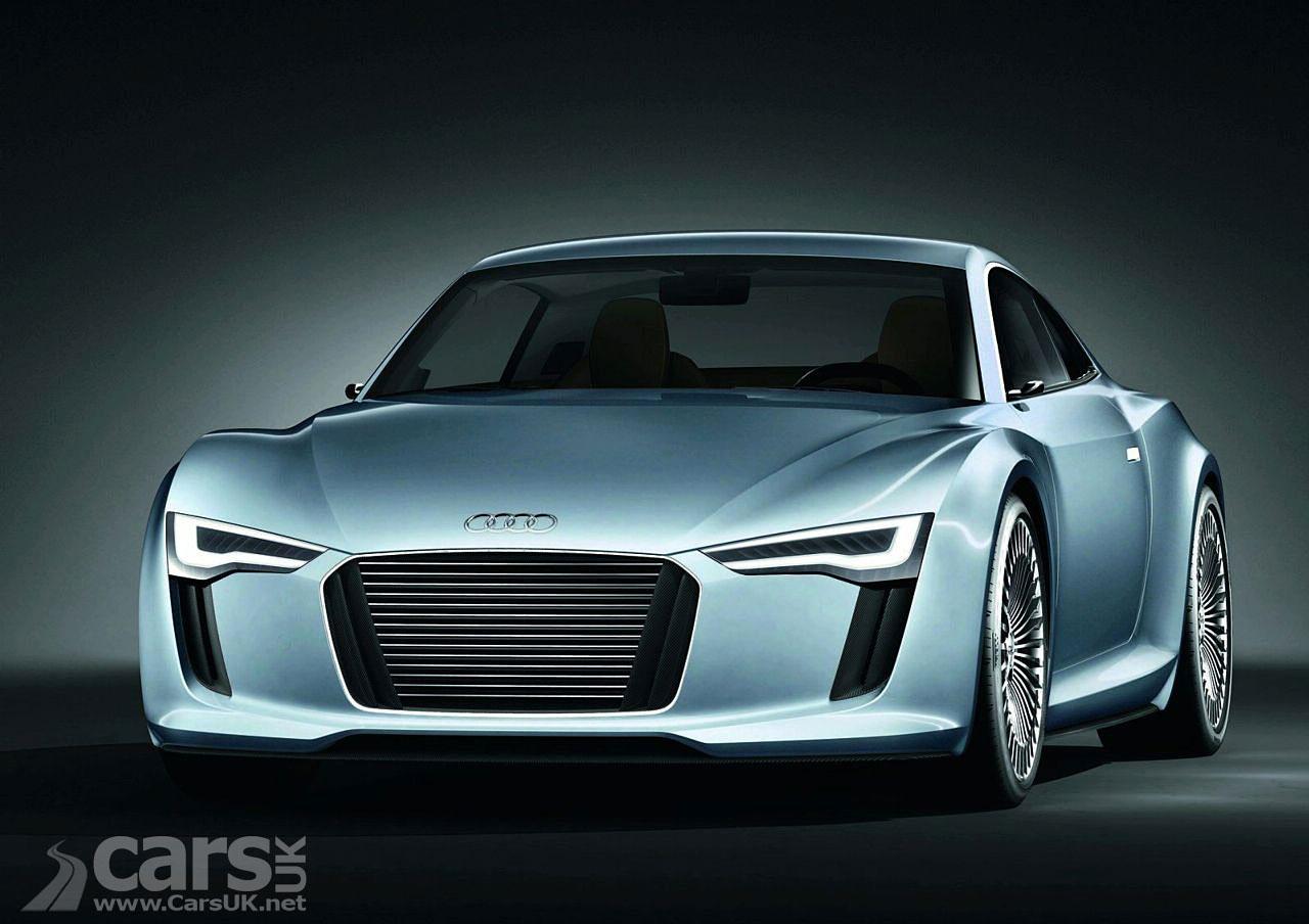 Audi R4 Concept 1