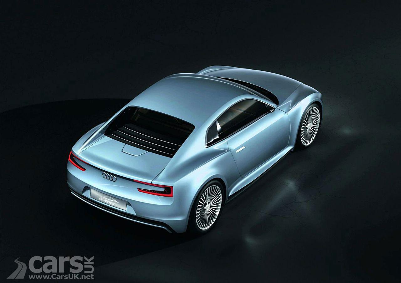 Audi R4 Concept 9