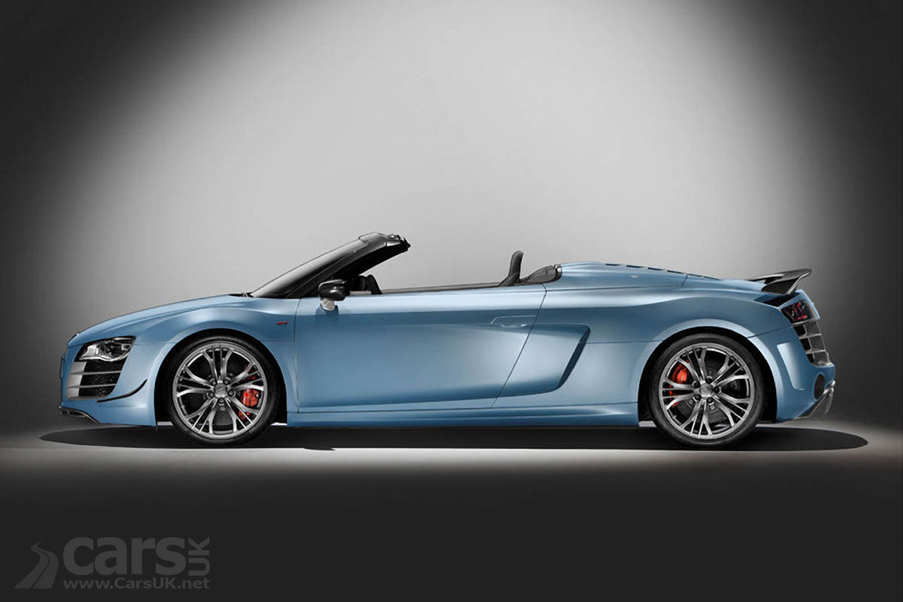 Audi R8 GT Spyder Photo Gallery Wallpaper Blognya Erwin Miradi