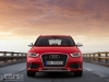 Audi RS Q3 front view image