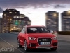 Audi RS Q3 front view on road image