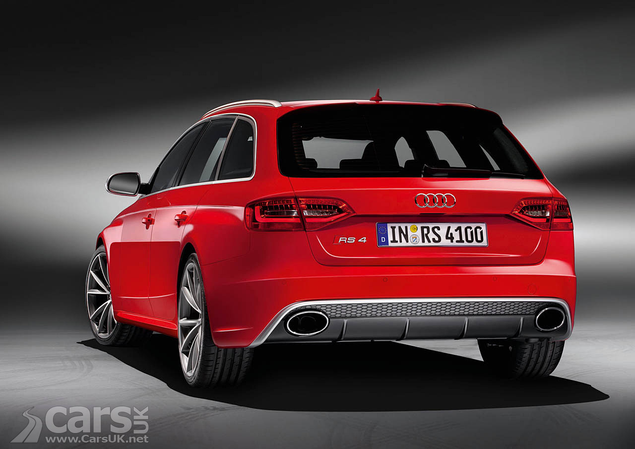 audi rs4 avant 2012 photo gallery cars uk. Black Bedroom Furniture Sets. Home Design Ideas