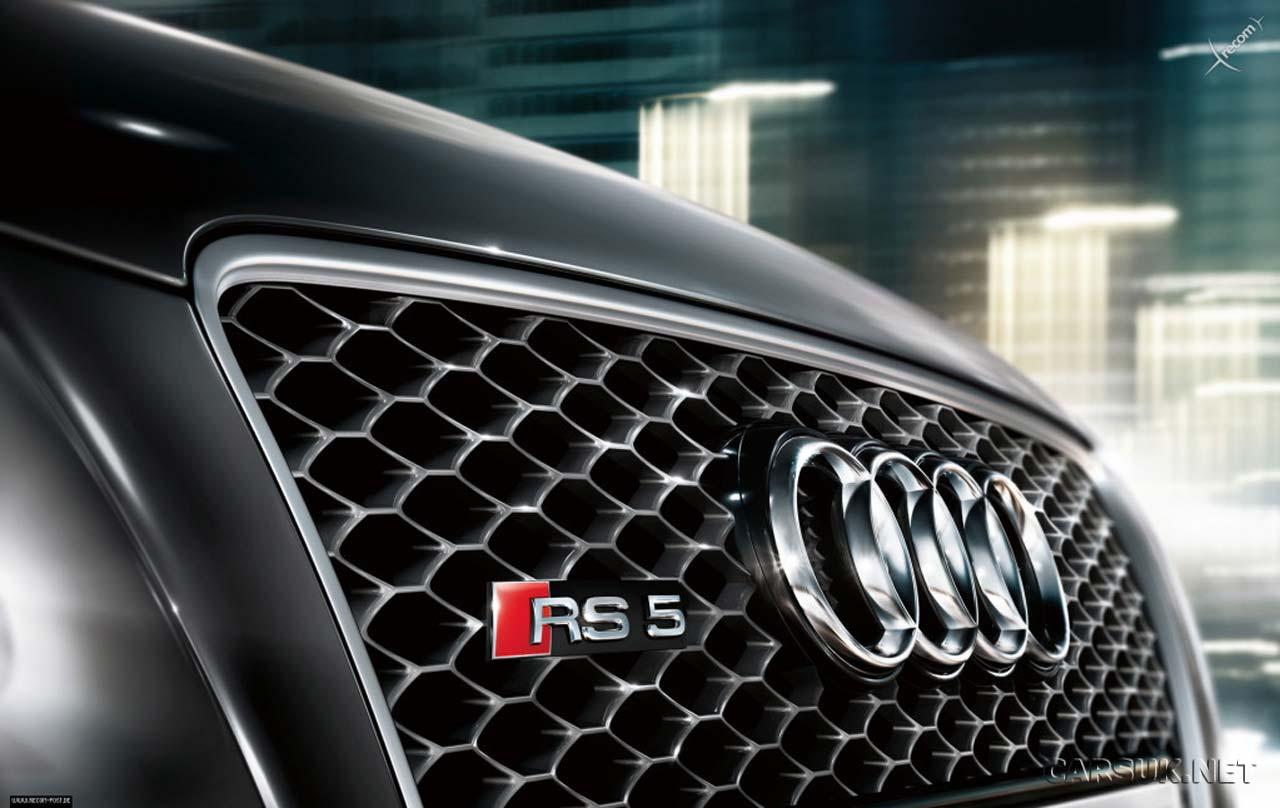 Audi Geneva, Audi RS5,