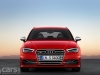 Audi S3 Sportback front view image