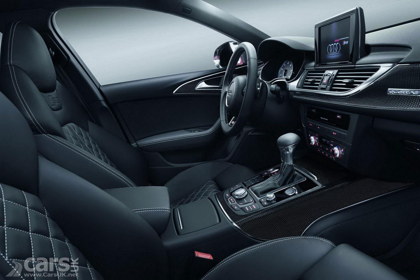 Audi S6 and Avant 2012 (1)