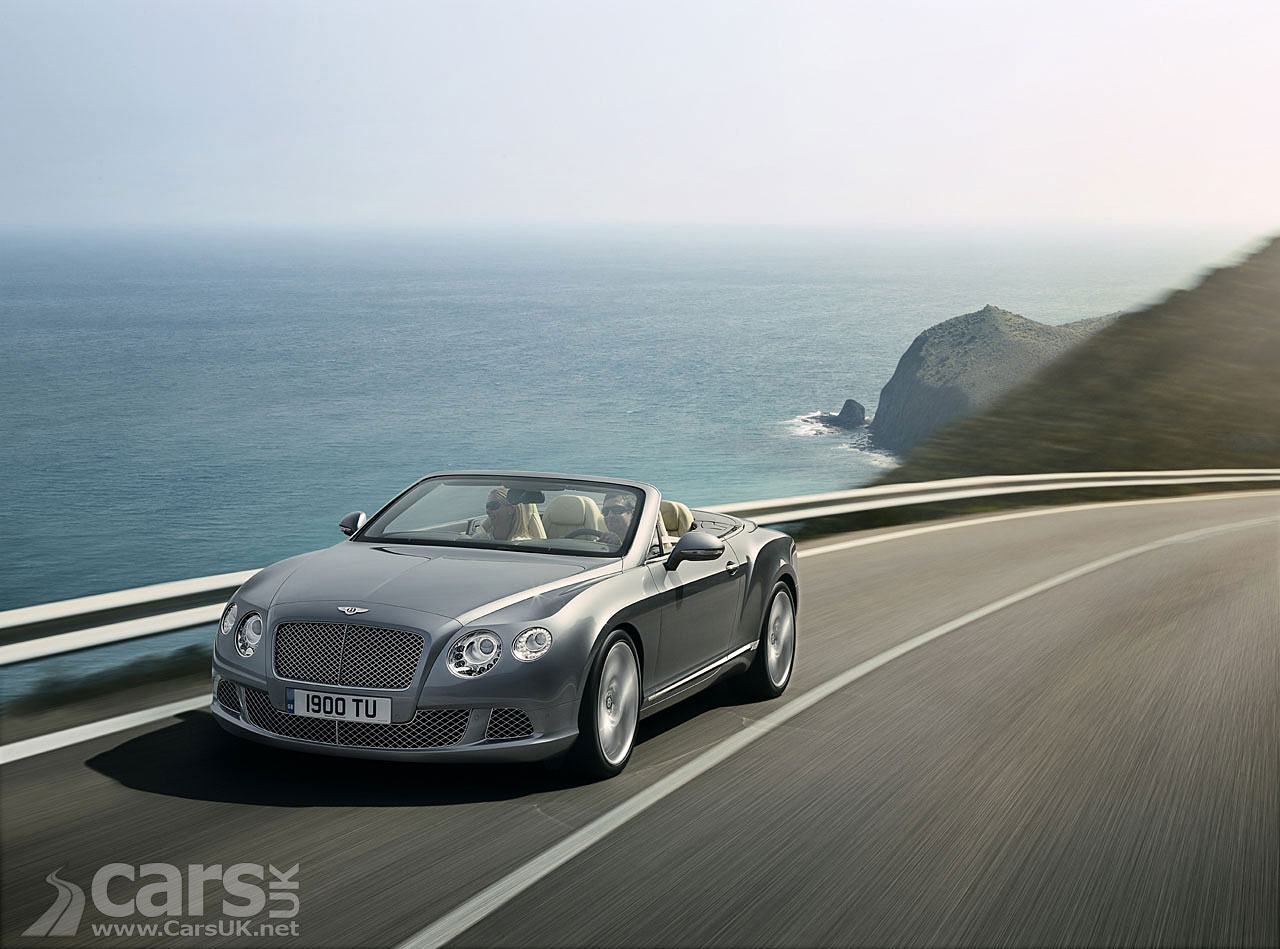 2012  Bentley Continental GTC (1)