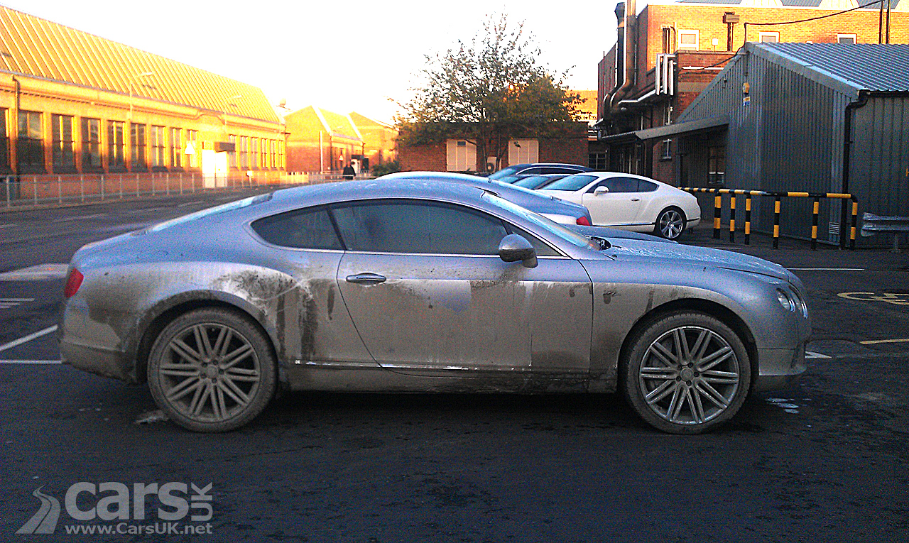 Bentley GT Speed Top Gear Rally Photo Gallery | Cars UK