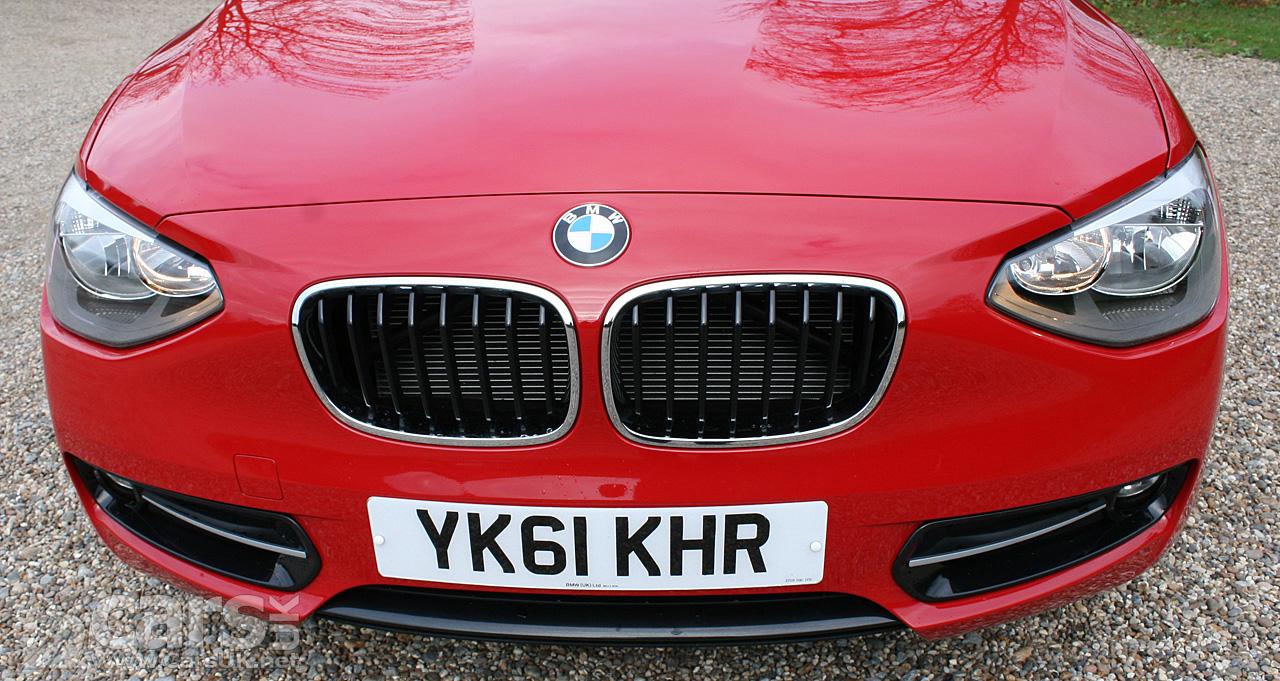 BMW 116i Sport 1