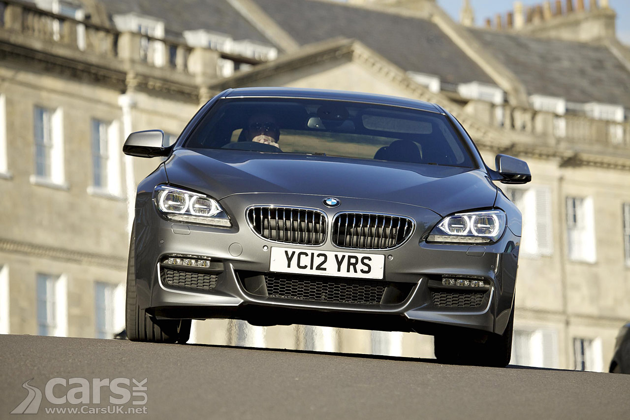 BMW 6 Series Gran Coupe UKBMW 6 Series Gran Coupe UK