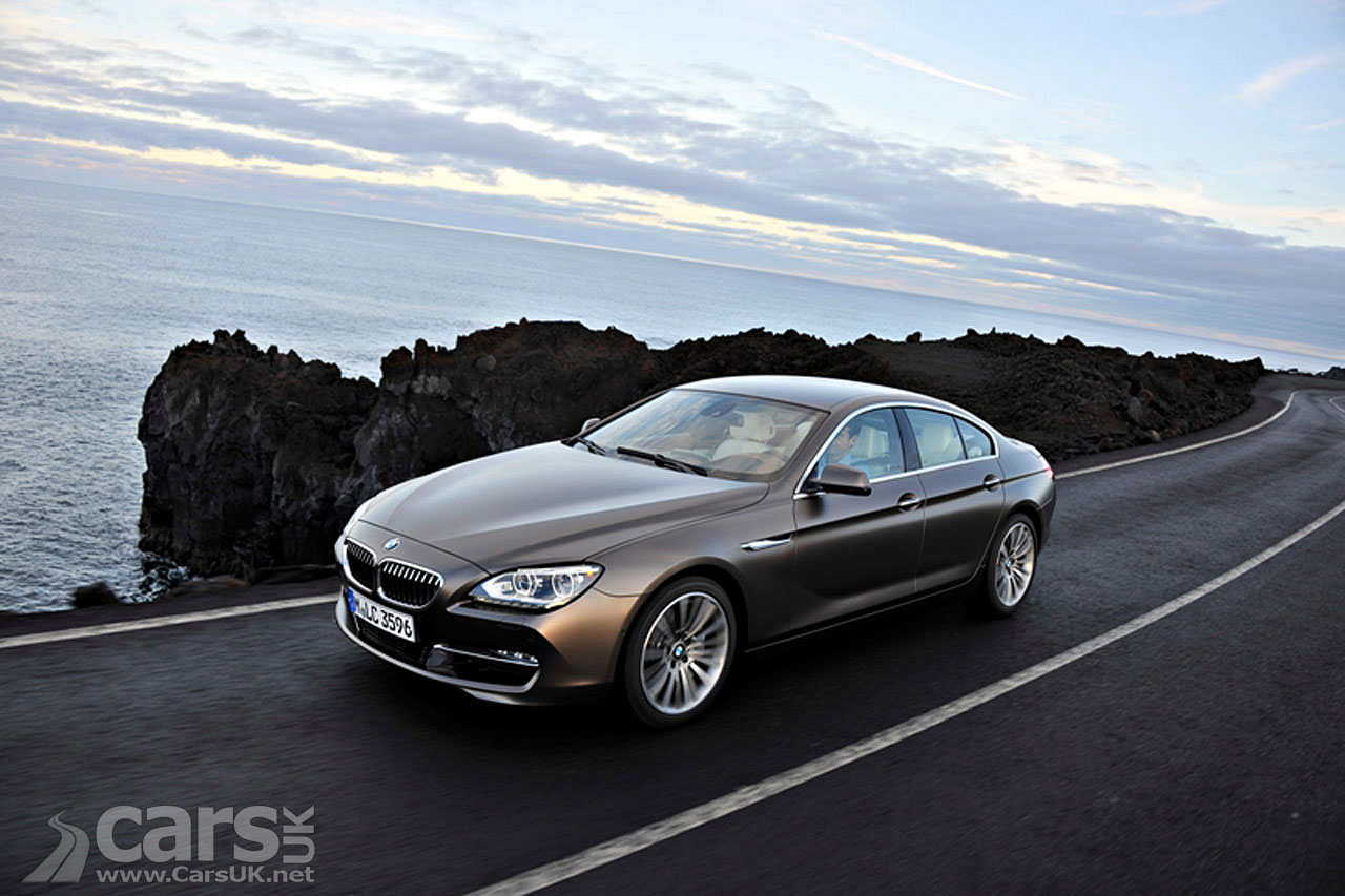 bmw 6 series gran coupe 2012 photo gallery cars uk. Black Bedroom Furniture Sets. Home Design Ideas