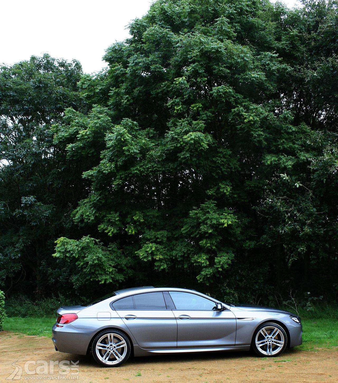 Bmw Sports Coupe: BMW 640d M Sport Gran Coupe Photos