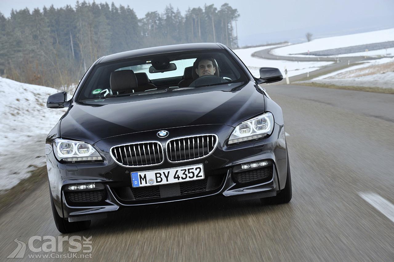 BMW 640d xDrive 10