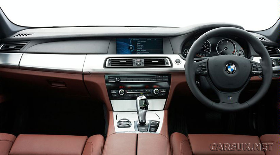 BMW 7 Series Updates 2010