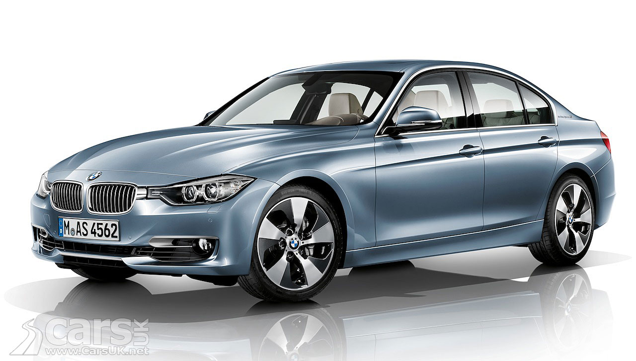 BMW ActiveHybrid 3 2013 (1)
