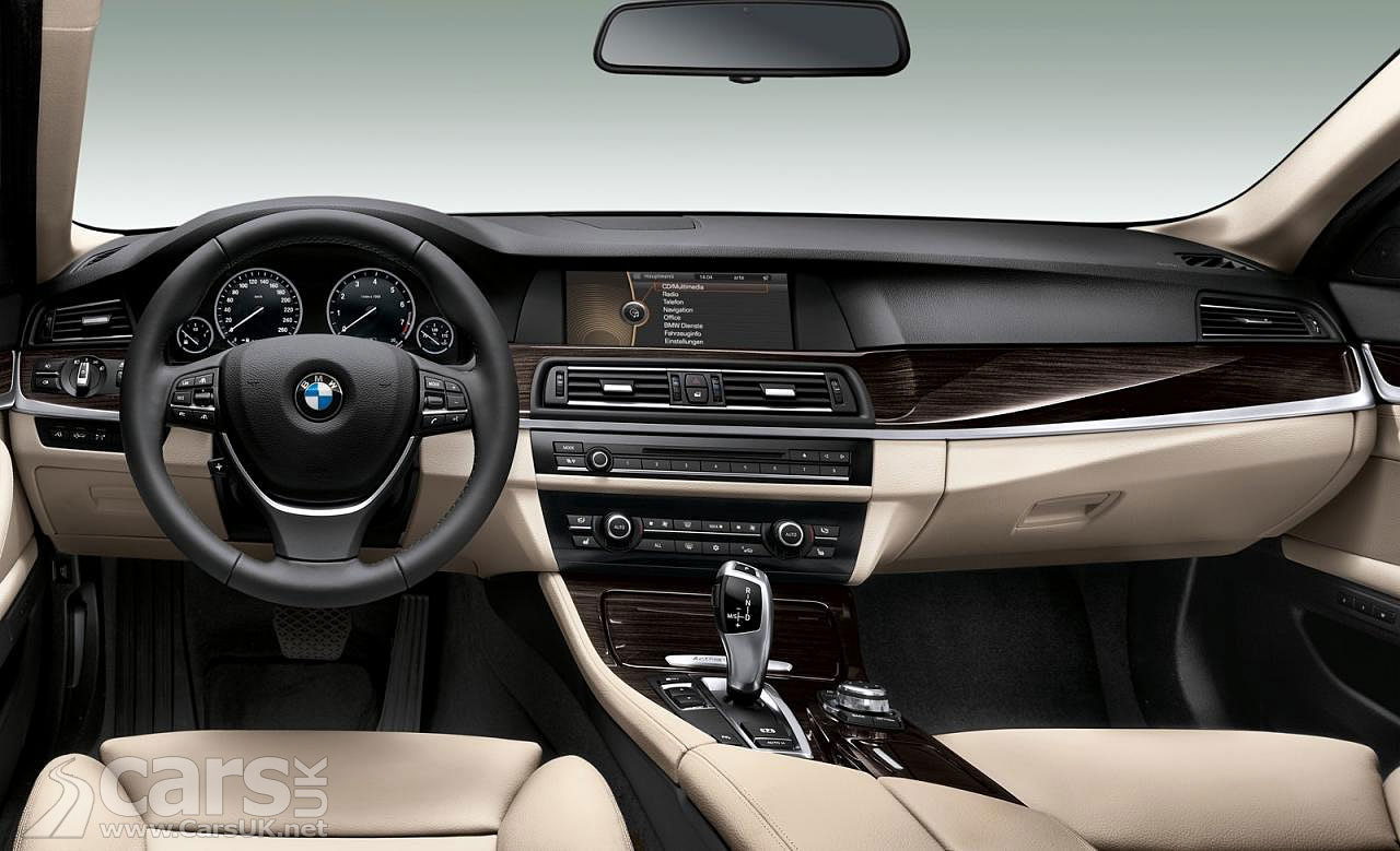 BMW ActiveHybrid 5  (9)