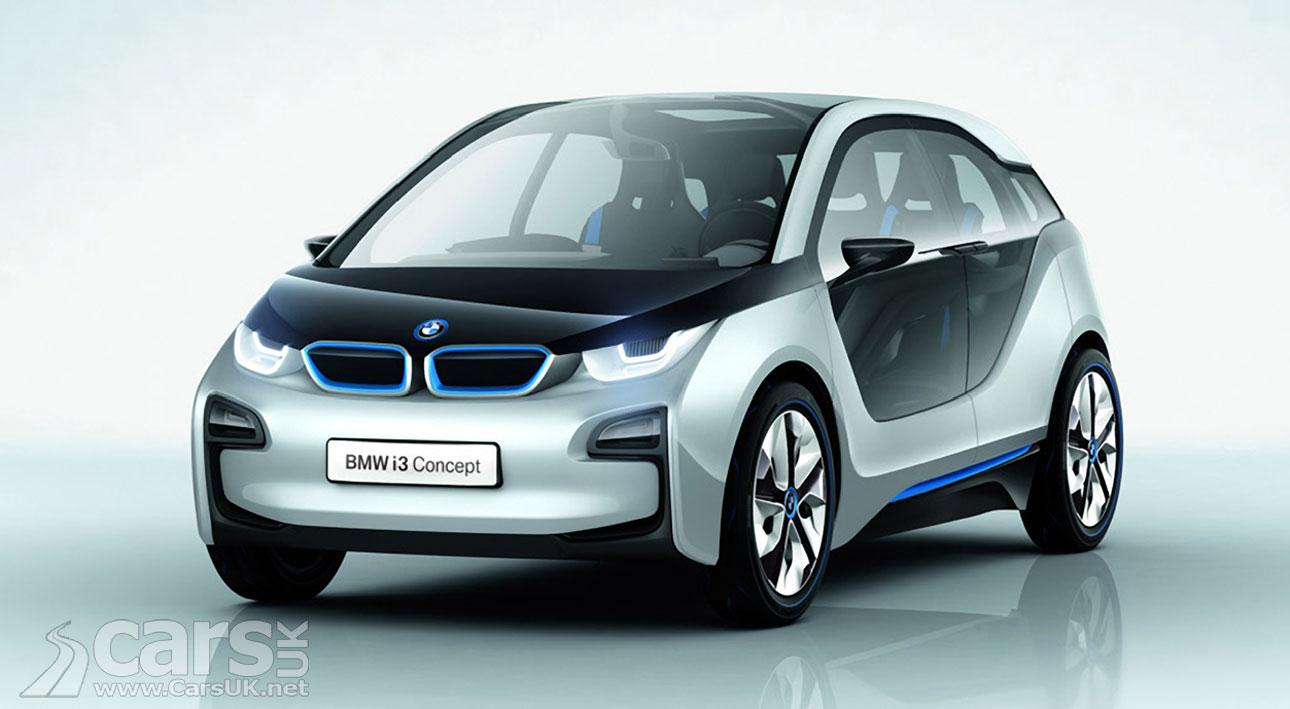 BMW i3 Concept (1)
