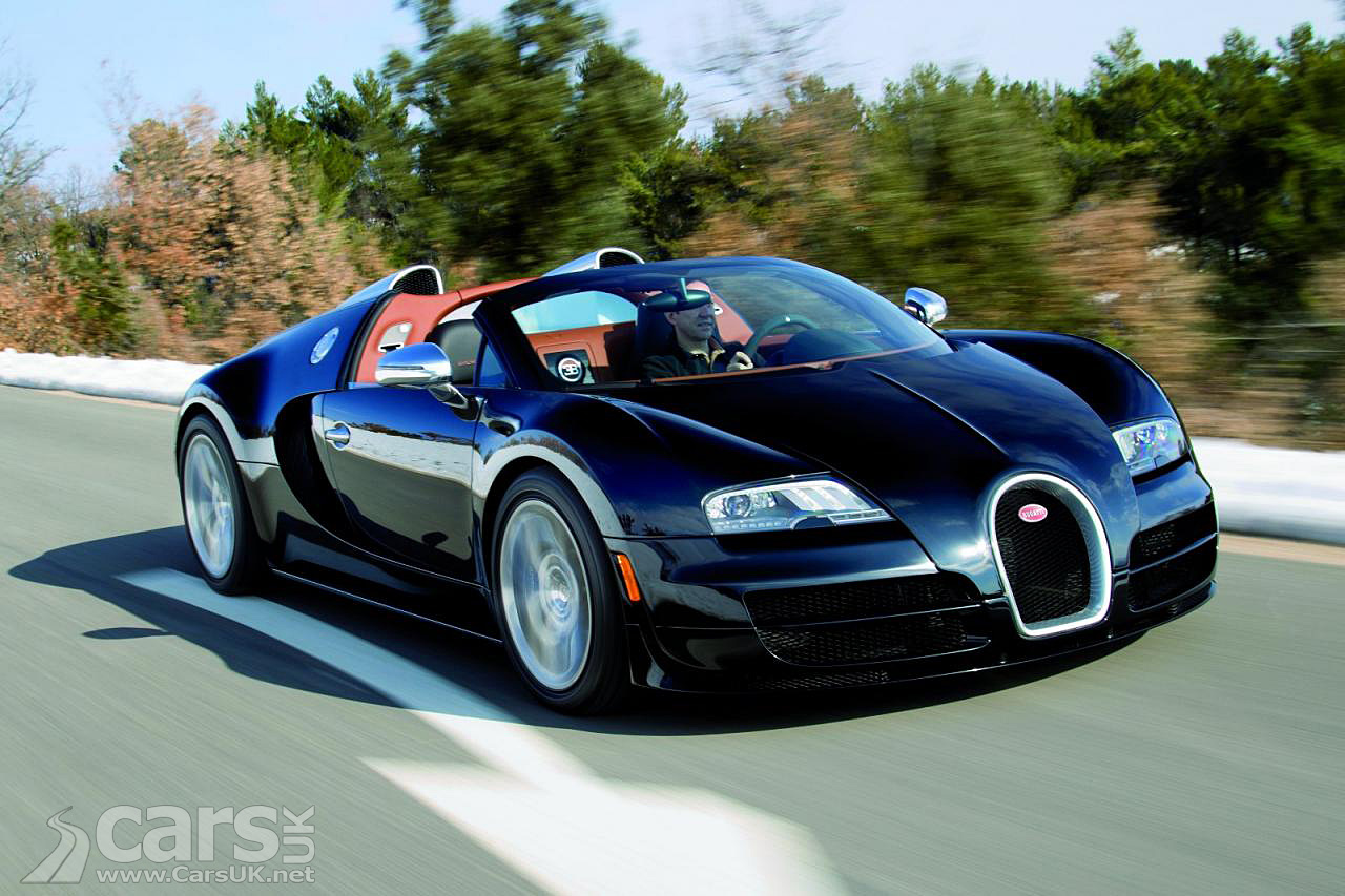 Bugatti Veyron Grand Sport Vitesse Photo Gallery Cars Uk
