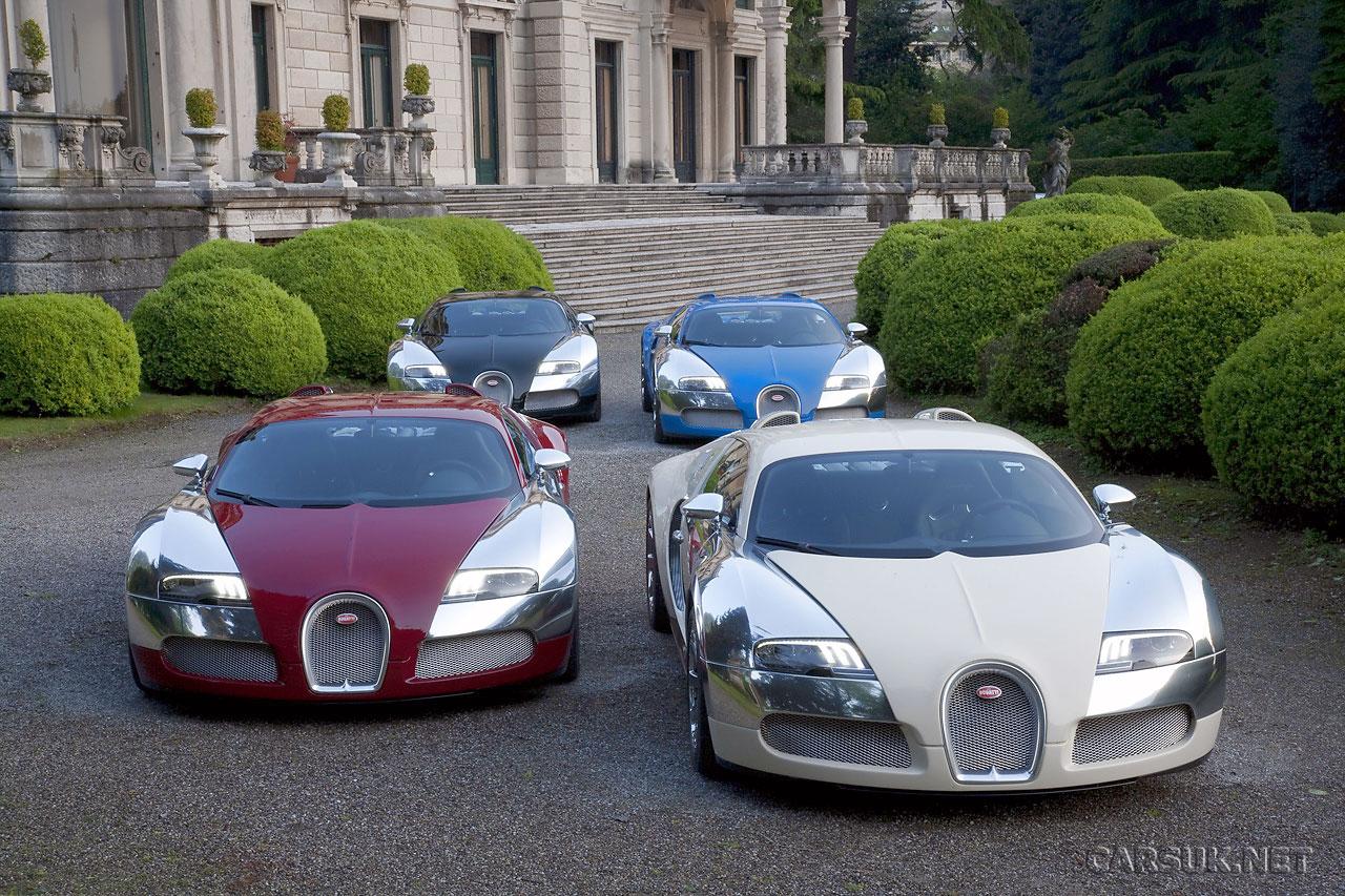 Bugatti Veyron L'Edition