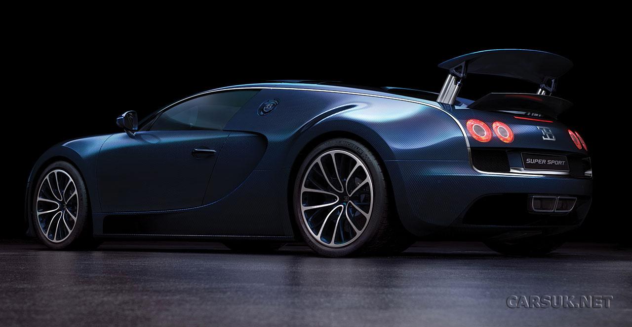 bugatti veyron super sport more details new photos. Black Bedroom Furniture Sets. Home Design Ideas