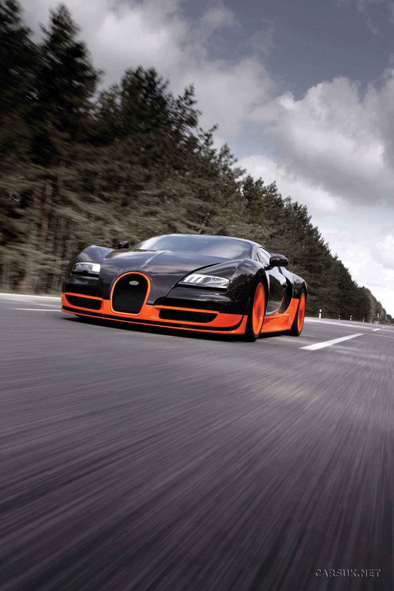 16 4 Bugatti Sport Super Veyron Racing Car