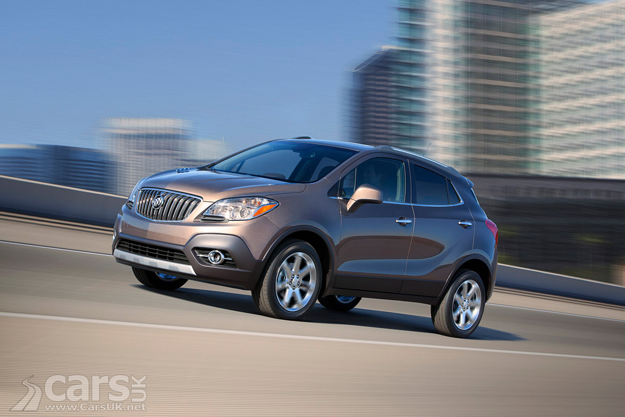 Buick Encore (2013) Photo Gallery | Cars UK