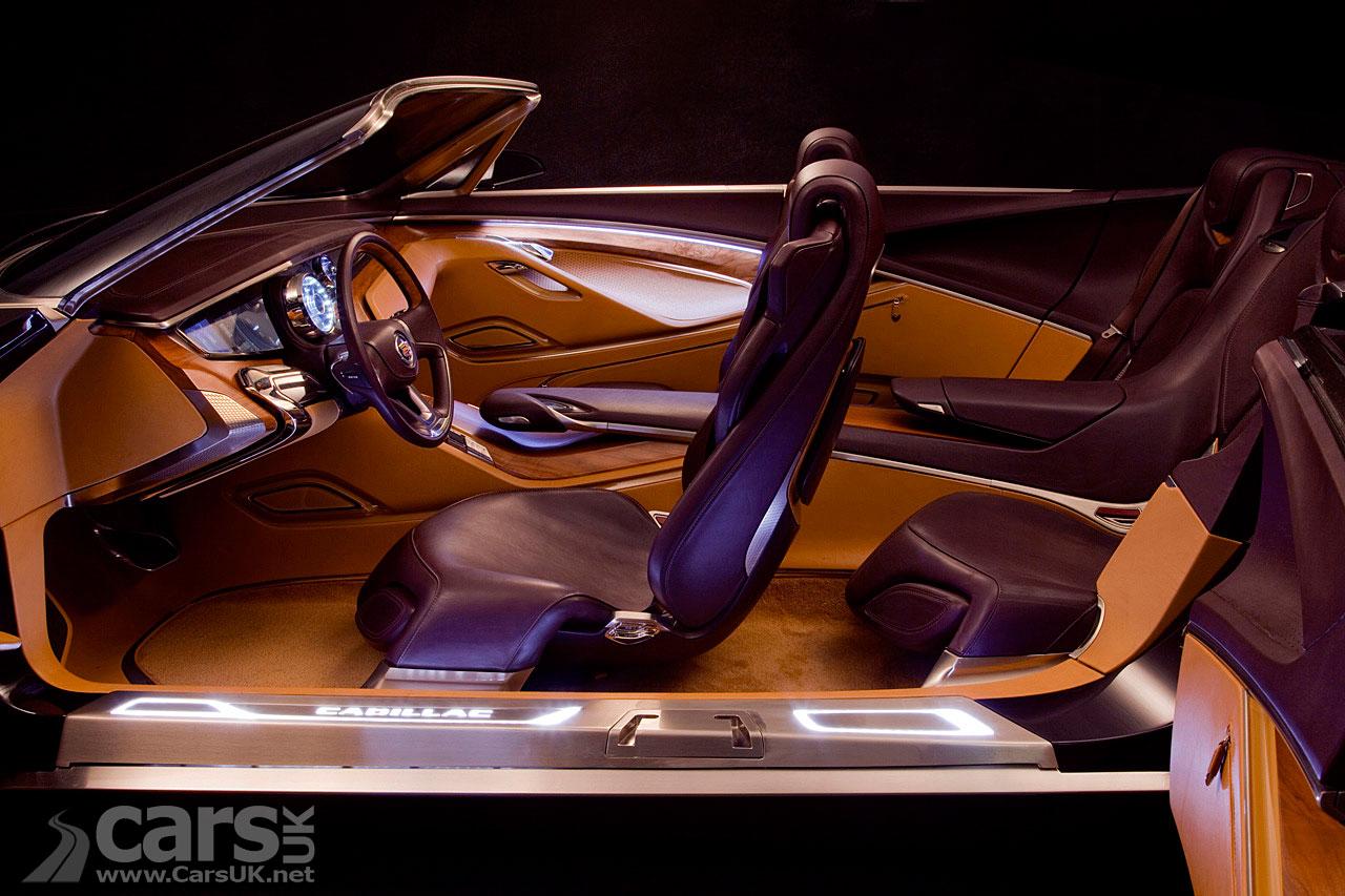 Cadillac Ciel Concept 9