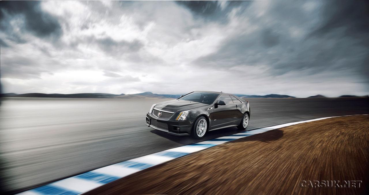 Cadillac CTS-V Coupe 1