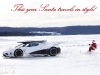 Koenigsegg Christmas Card 2011