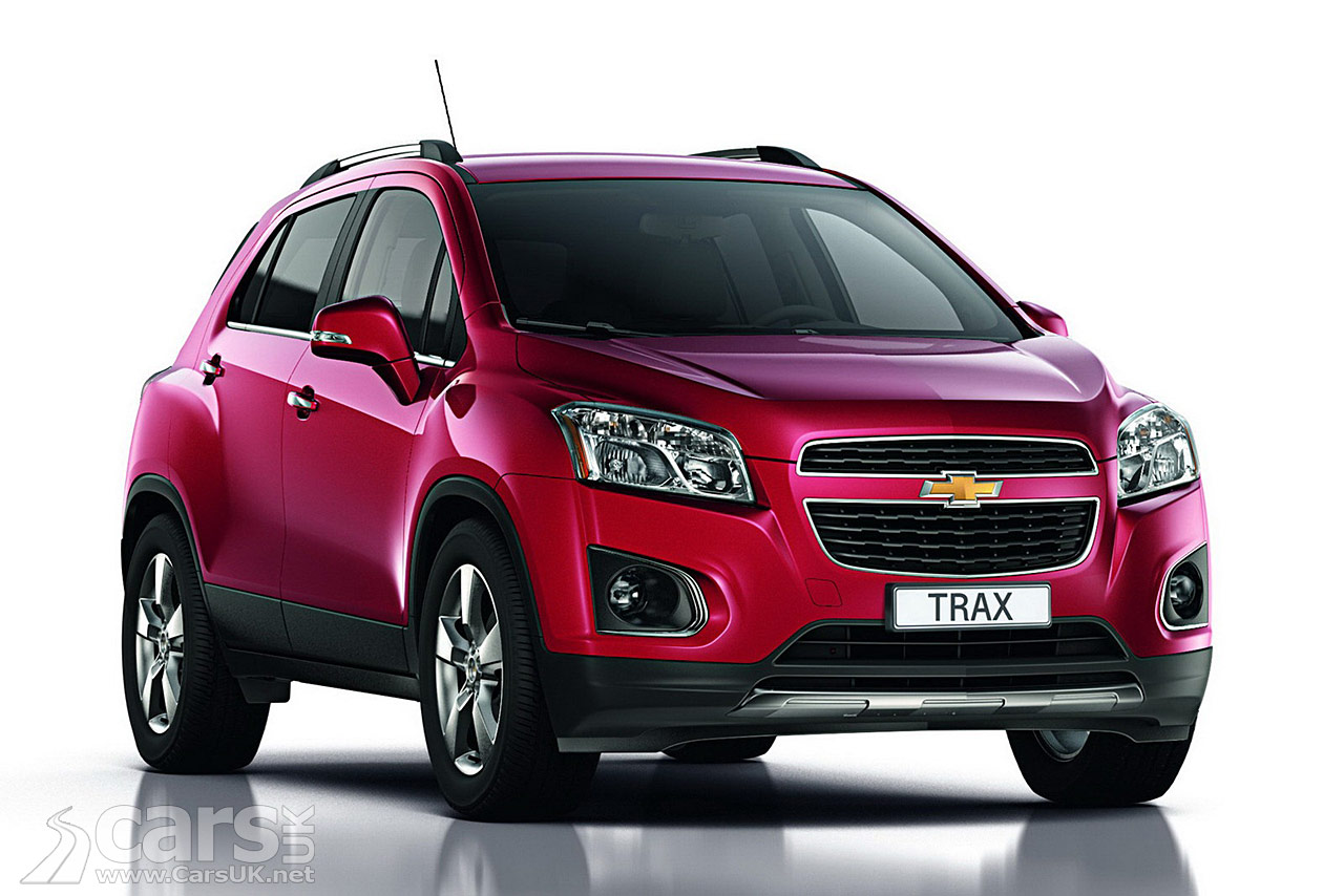 Chevrolet Trax Photos