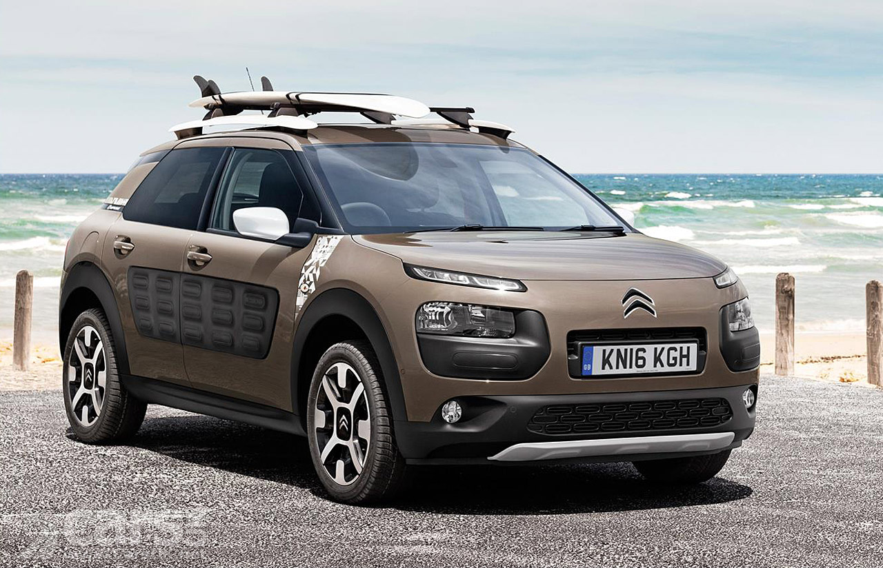 Citroen C4 Cactus Rip Curl Photos Cars Uk