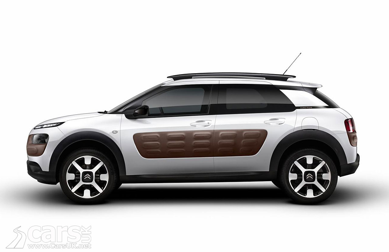 citroen c4 cactus pictures cars uk. Black Bedroom Furniture Sets. Home Design Ideas
