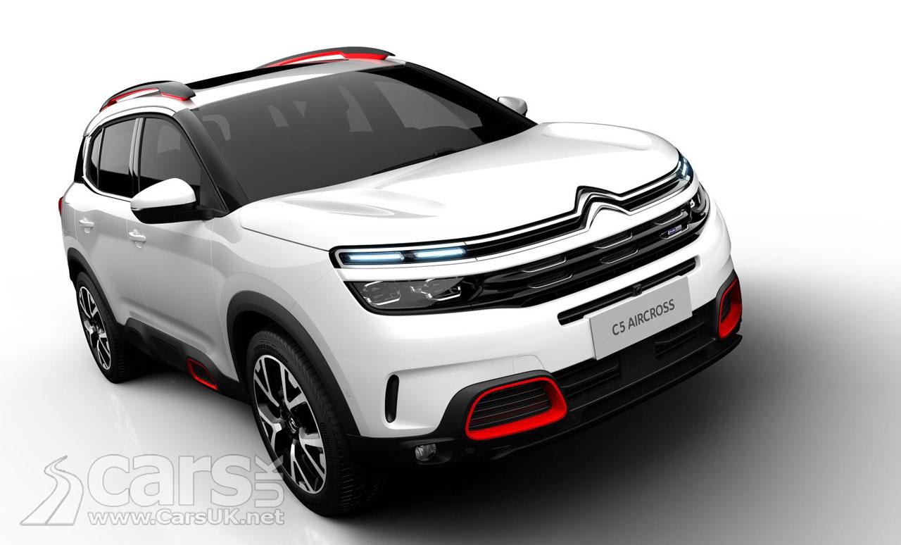 citroen c5 aircross photos cars uk. Black Bedroom Furniture Sets. Home Design Ideas