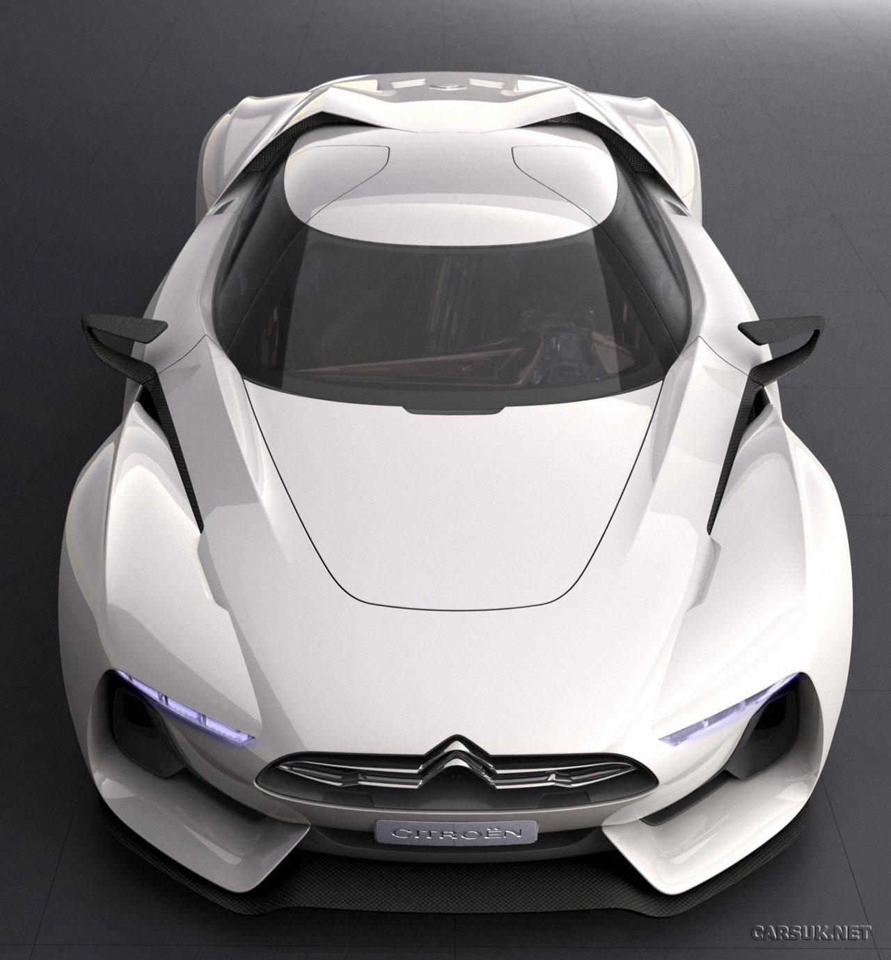 Citroen GT (GTbyCitroen Concept)