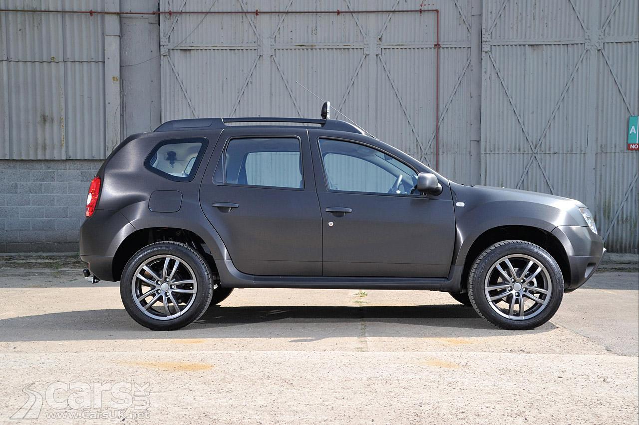 Dacia Duster Black Edition